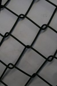 Black Coated PVC Mesh