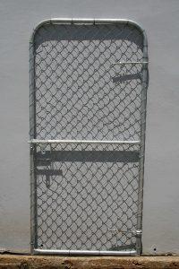 900x1.8 Pedestrian Gate